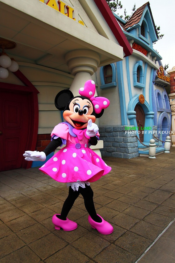 Toontown Minnie