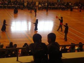 剣道友達と 2010.4.18
