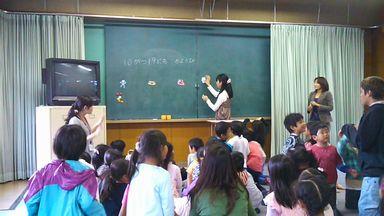 2010教育実習⑦1年