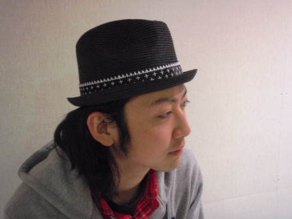 2011 Spring raise8 7UNION Belt Hat