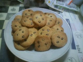 クッキー.