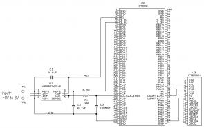 ADC-PRE schematic