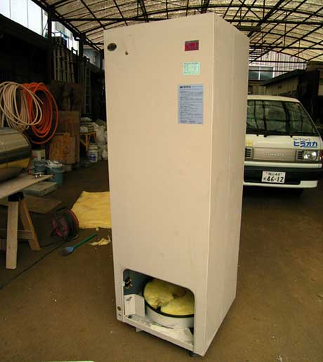 01電気温水器