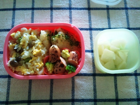 昼ごはん(お弁当)