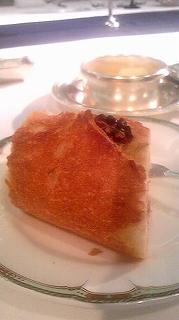 胡桃とハーブのパン