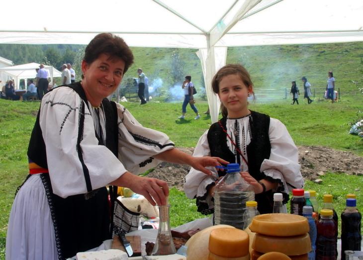 fromages et visinata