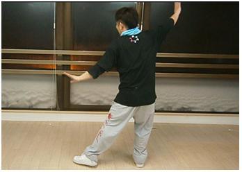 ダンスの先生