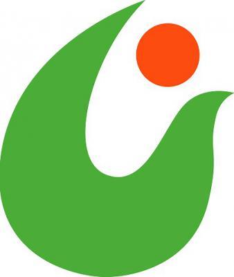 オレンジとき緑