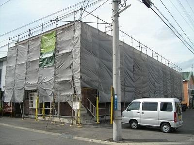 みちトラⅢ 足場 (1)