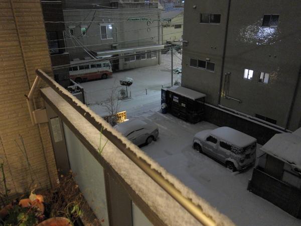 今世紀最強の寒波2