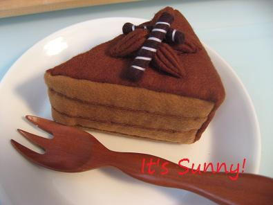 チョコレートケーキ(チョキチク)