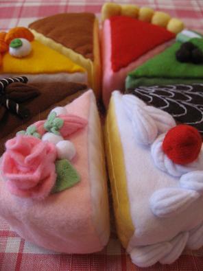 チョキチクフェルトケーキ完成2