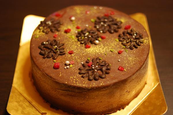 記念ケーキ*
