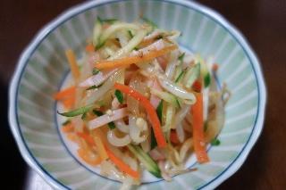 もやしの中華サラダ0206
