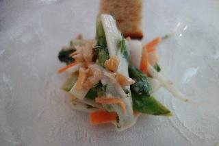 ウドのサラダ2