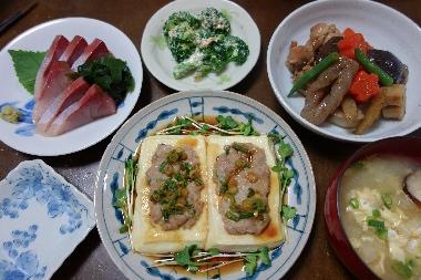 夕飯130501