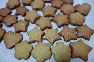 抹茶クッキー0501