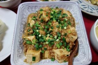 麻婆豆腐0531