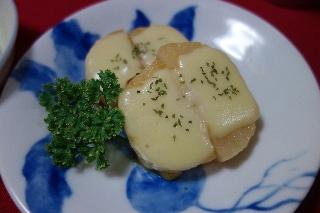 大根のチーズ照り焼き