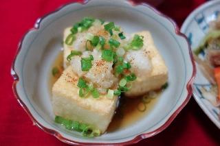 揚げだし豆腐0802