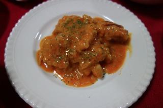 チキンのパプリカ風味煮0809