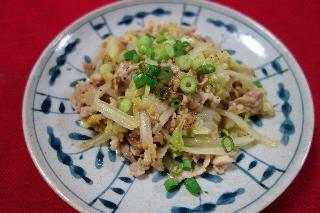 豚肉と白菜0811
