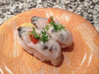 生ガキのお寿司12