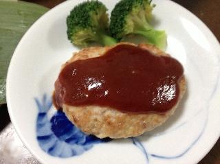 豆腐ハンバーグ0224