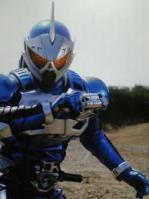 仮面ライダーアクセルトライアル(仮面ライダーW)