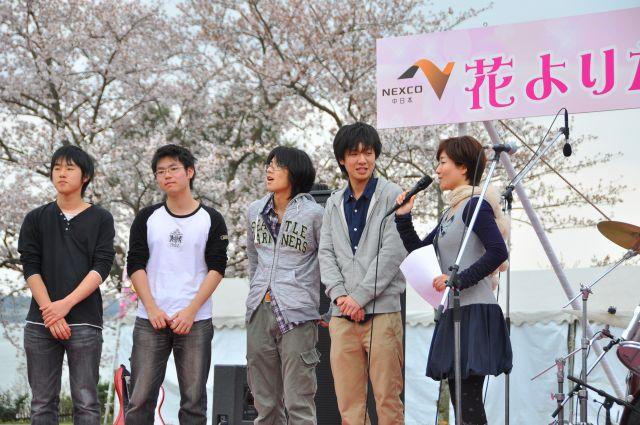 花よりだんごフェアin浜名湖サービスエリア 16
