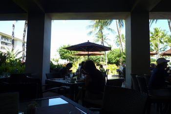 ハワイの朝食♪