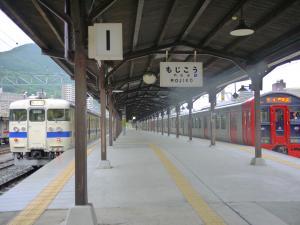 門司港駅④