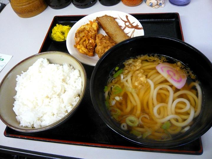 ¥380定食1