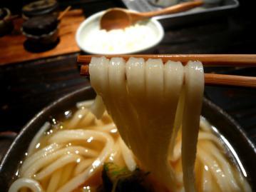 山元麺蔵辛味噌うどん3