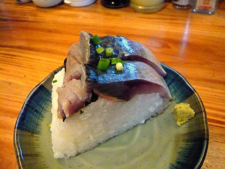 とも也鯖寿司