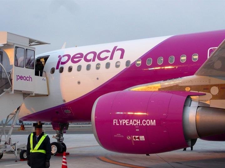 Peach機体6