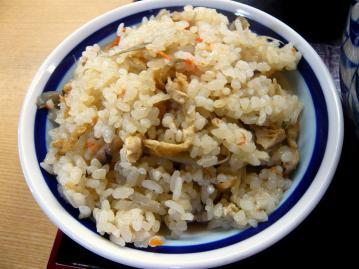 きたはた食堂天ぷら中華3