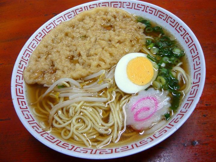 末広天ぷら中華1