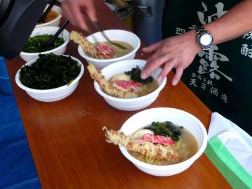 大阪好っきゃ麺イベント7