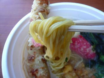 大阪好っきゃ麺天ぷら中華3