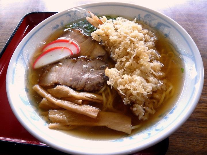 盛田屋天ぷら中華2