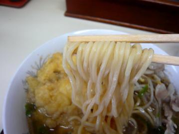 成田屋天ぷら中華麺