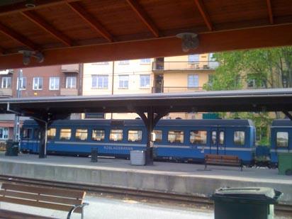 östrastation