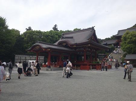 鶴岡八幡宮 3