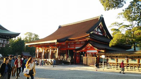八坂神社 1
