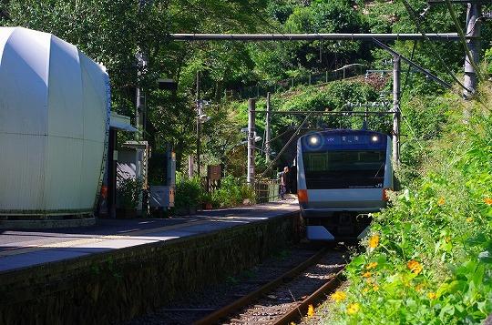 白丸駅 4