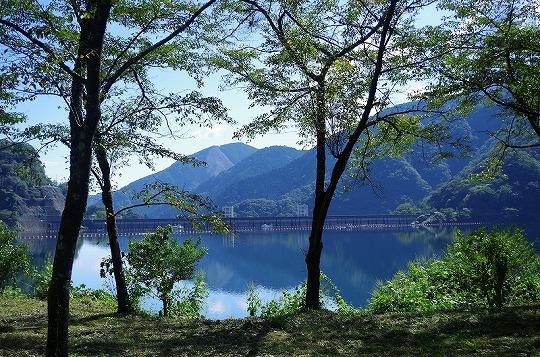 奥多摩湖 1