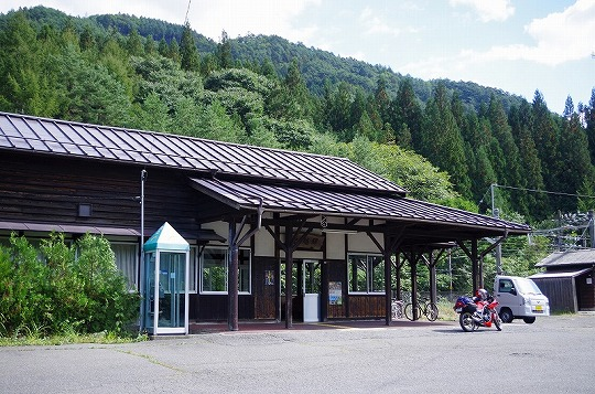 宮ノ越駅 1