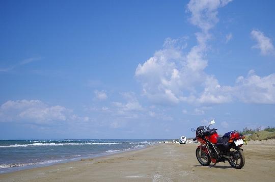 千里浜なぎさドライブウェイ 2