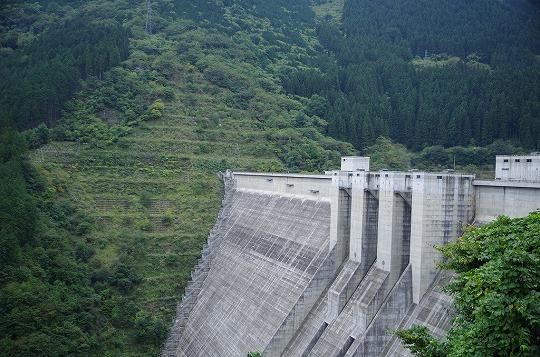滝沢ダム 2